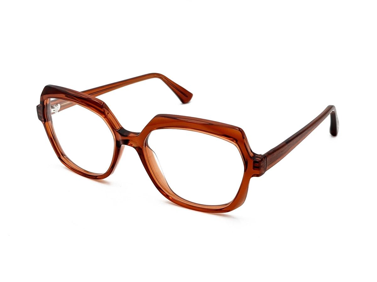 Occhiale cannella s548