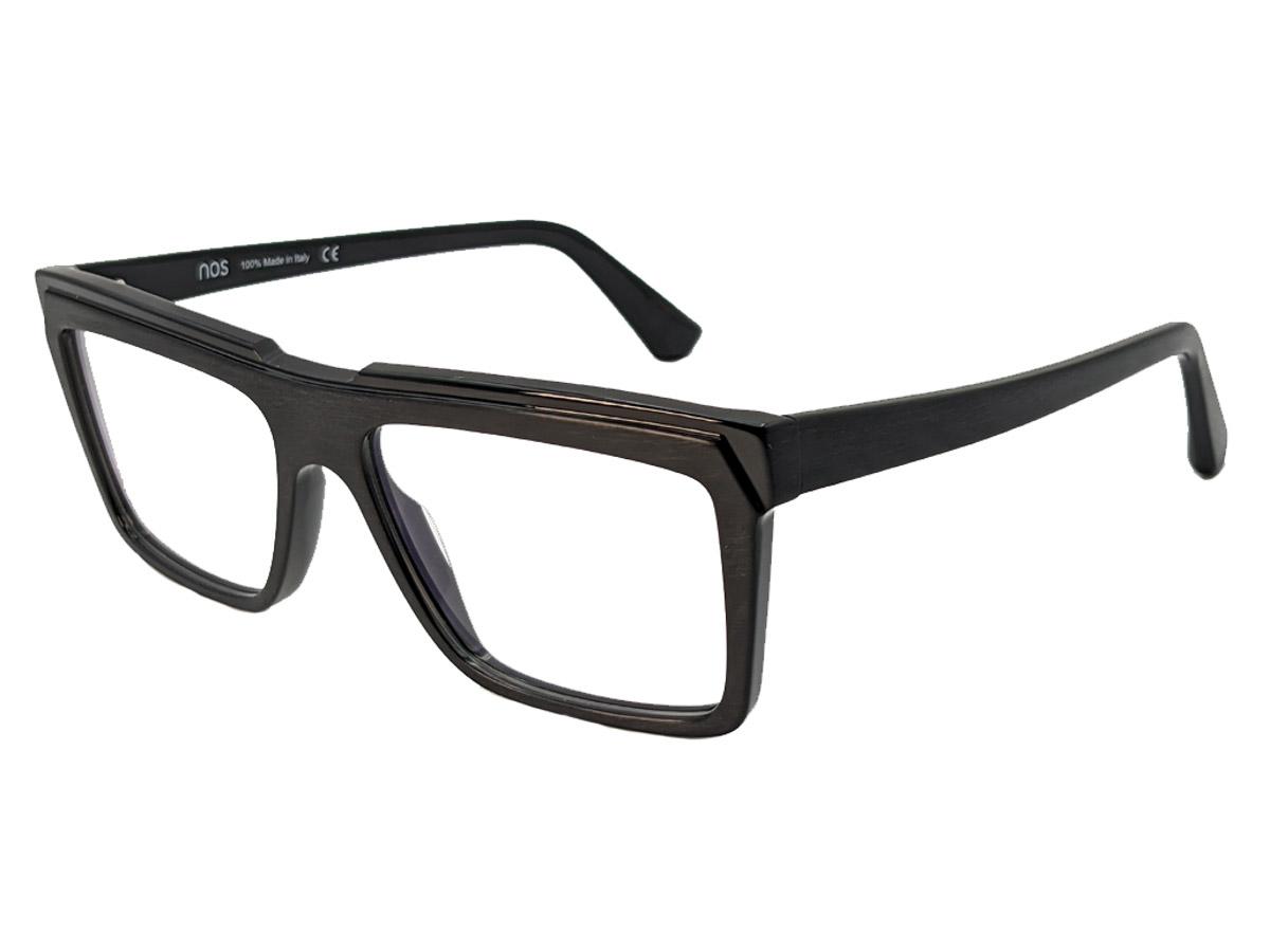 Occhiale nero s543