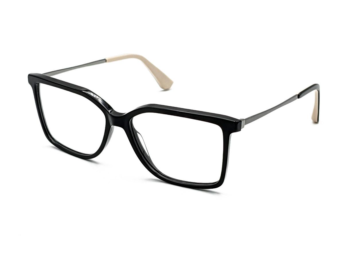Occhiale nero s550