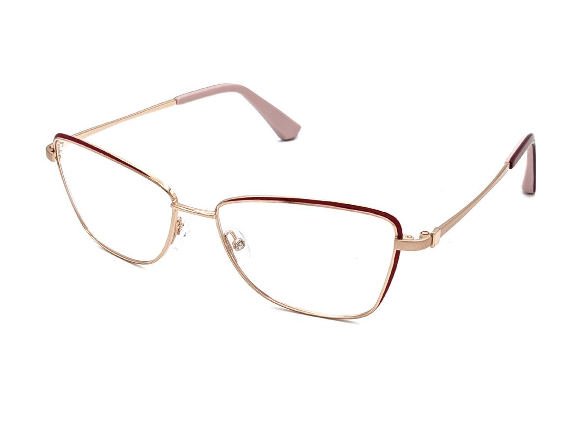 Occhiale rosso s016