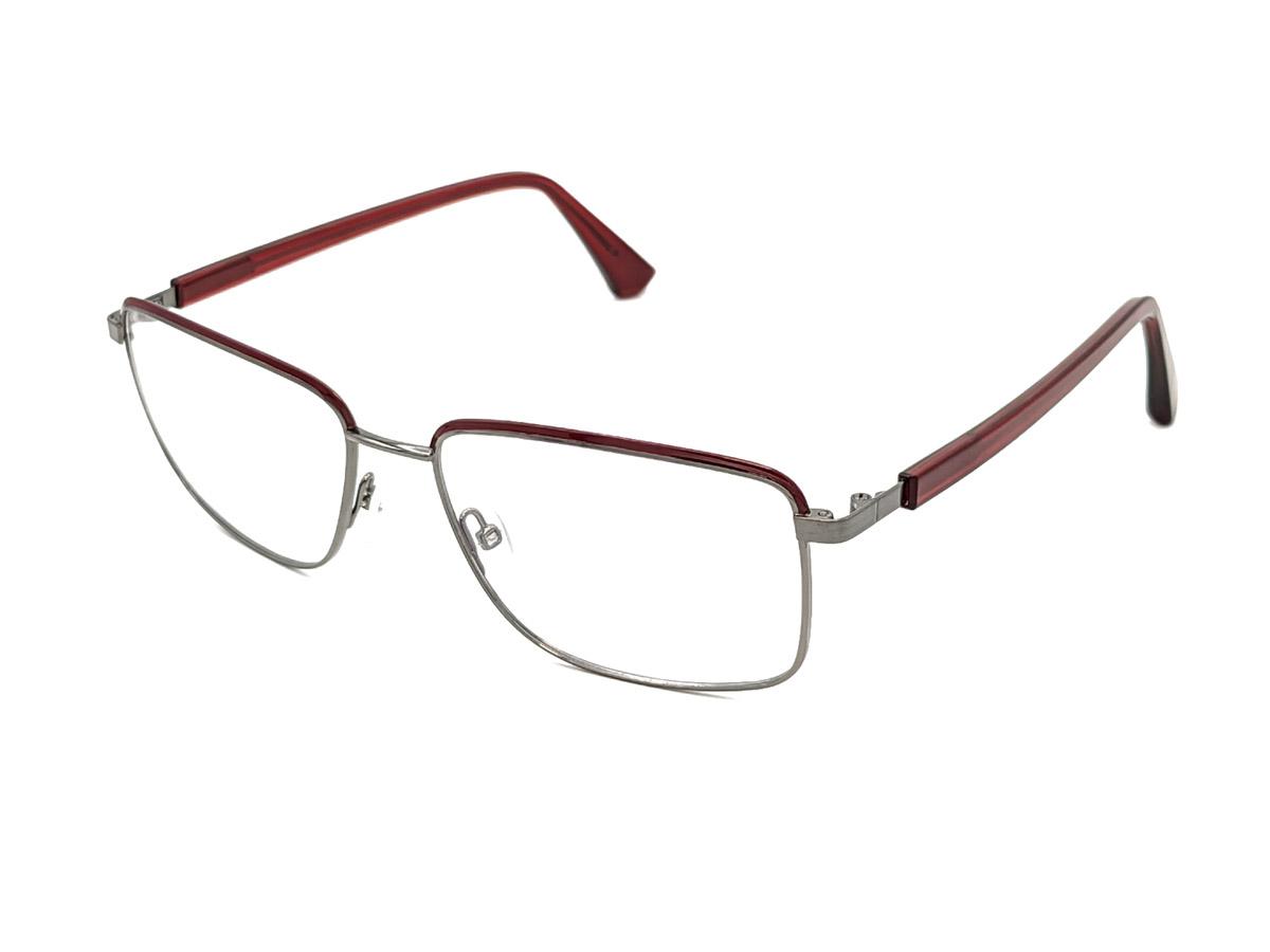 Occhiale rosso s017