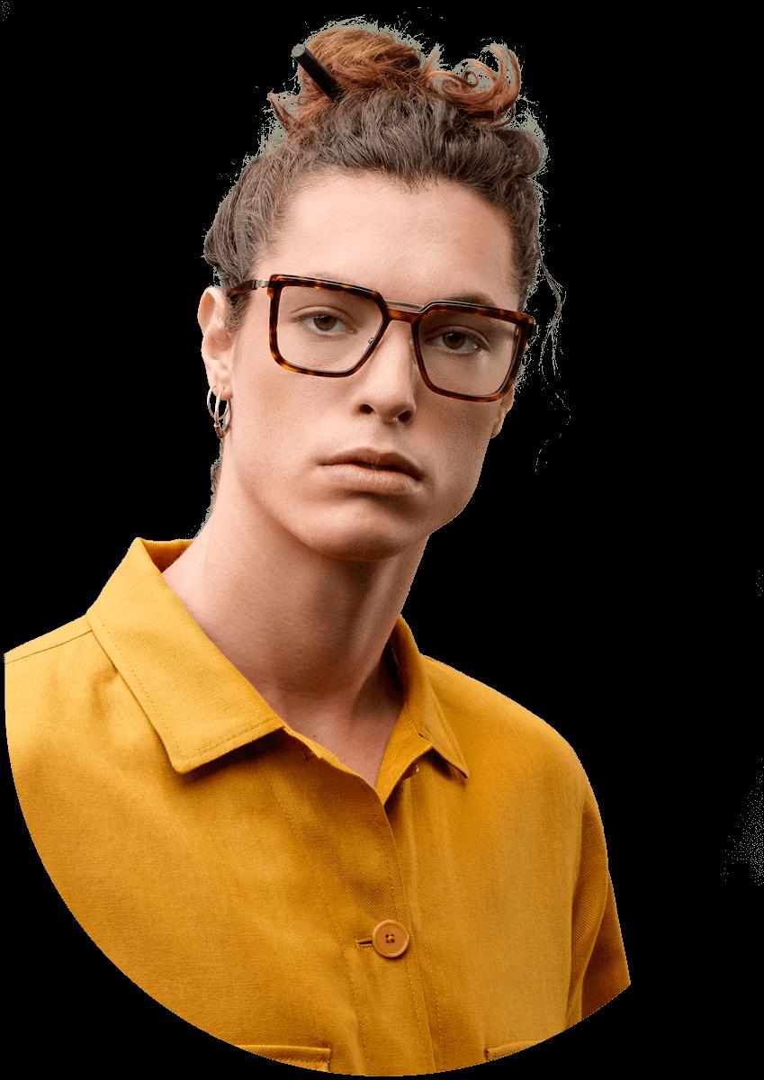 Occhiale Uomo acetato